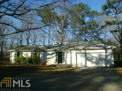 Conyers GA Single Family Home New: $119,900