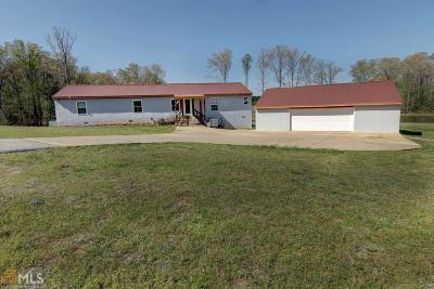 Newton County Single Family Home New: 19 Poplar Hill Rd
