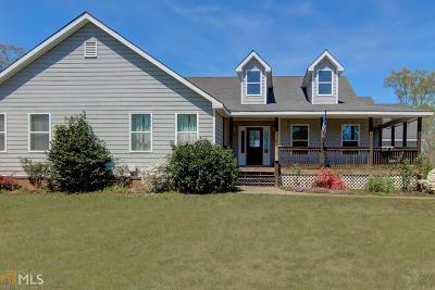 Jasper County Single Family Home New: 1420 Hodges Farm Rd