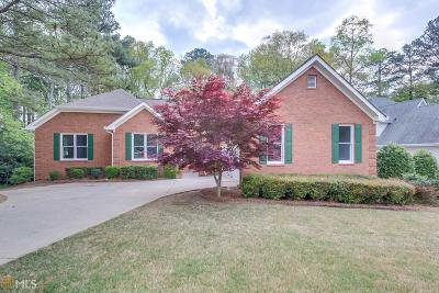 Alpharetta Single Family Home Back On Market: 425 Cameron Woods