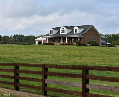 Winder Single Family Home For Sale: 592 Than Skinner Rd