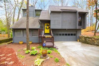 Johns Creek Single Family Home For Sale: 320 Parsons Branch