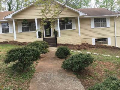 Douglas County Single Family Home New: 6173 Ridge Way
