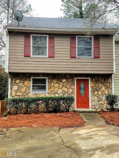 Marietta Rental New: 1424 Twin Branches