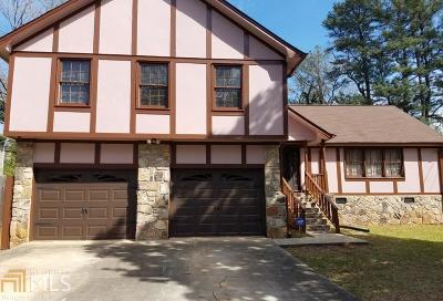 Stone Mountain Single Family Home New: 417 Rockborough Ter