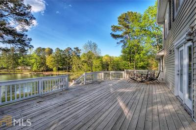 Haddock, Milledgeville, Sparta Single Family Home For Sale: 167 Dam Rd