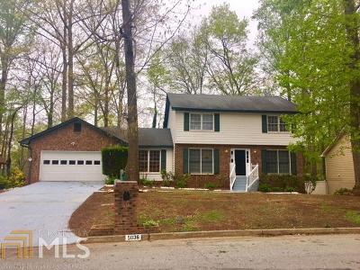Stone Mountain Single Family Home New: 5036 Fieldgreen Xing