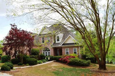 McDonough Single Family Home For Sale: 690 Milton Dr