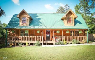 Newnan Single Family Home New: 592 Gordon Rd