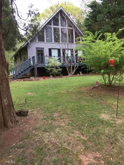 Fairburn Single Family Home For Sale: 3940 Cascade Palmetto Hwy