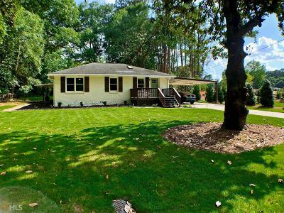 Decatur Single Family Home New: 2743 Orion Dr