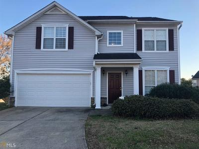 Austell Single Family Home New: 7160 Silver Mine