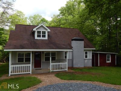Hiawassee Single Family Home New: 2760 Fodder Creek Rd