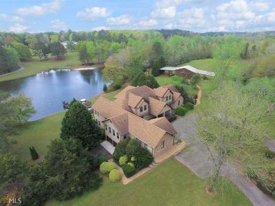Milner Single Family Home New: 168 Oakdale Dr