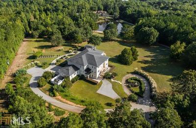 Milner Single Family Home New: 166 Oakdale Dr
