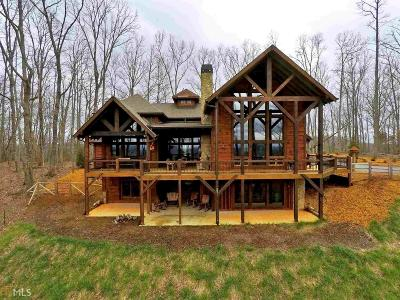 Union County Single Family Home For Sale: 86 Scouts Overlook Ln