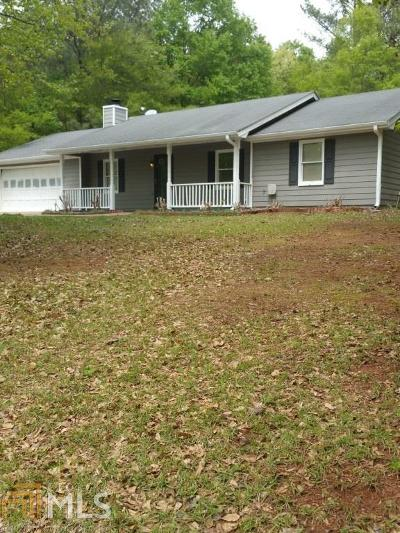 Newton County Single Family Home New: 70 Willow Shoals Dr