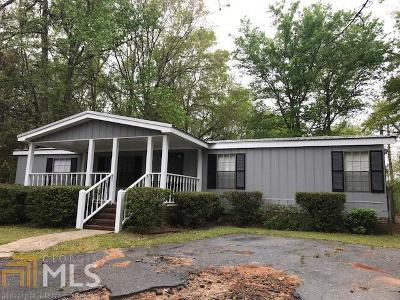 Haddock, Milledgeville, Sparta Single Family Home For Sale: 208 Ivey Dr