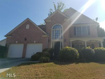Lilburn Single Family Home New: 678 Rebecca Ives Dr