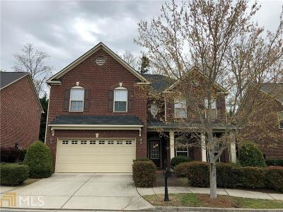 Johns Creek Single Family Home For Sale: 3489 Union Park Dr
