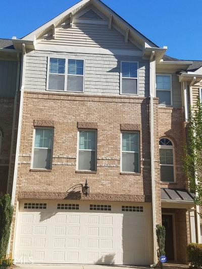 Atlanta Condo/Townhouse New: 2473 Palladian Manor Way