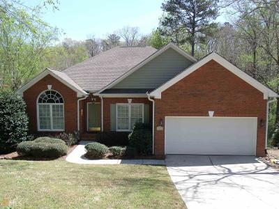 Douglasville Single Family Home New: 3486 Pine Grove Dr