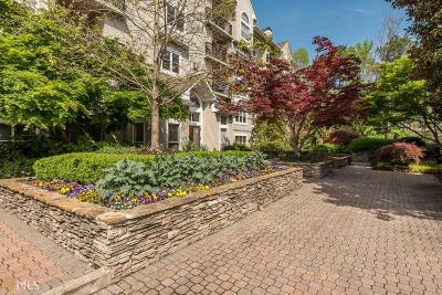 Fulton County Condo/Townhouse For Sale: 2201 NW River Green Dr