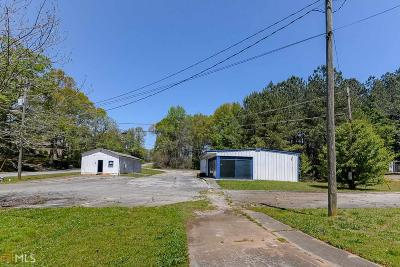 Stone Mountain Commercial New: 979 Sheppard Rd