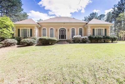 Fairburn Single Family Home New: 10730 Cedar Grove Rd