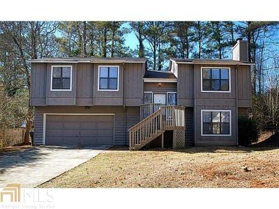 Roswell Single Family Home New: 470 Sheringham Ct