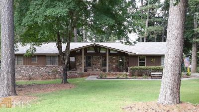 Lilburn Single Family Home New: 2012 Lake Lucerene Dr