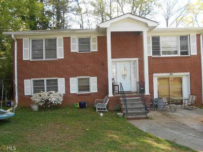Marietta Single Family Home New: 697 Bonnie Dell Dr