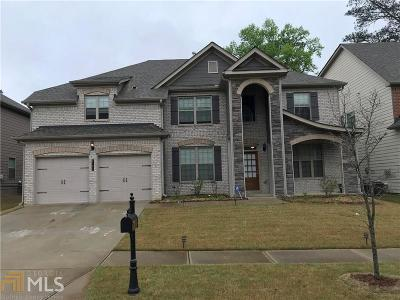Snellville Single Family Home For Sale: 4105 Trillium Wood Trl
