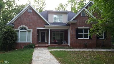 Monroe, Social Circle, Loganville Single Family Home For Sale: 319 Nunnally Farm Rd #23