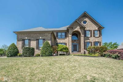 Dacula Single Family Home New: 2752 Floral Valley Dr