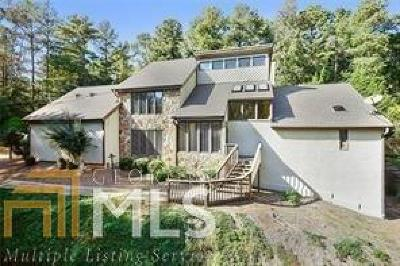 Sandy Springs Single Family Home New: 3350 Spalding Dr