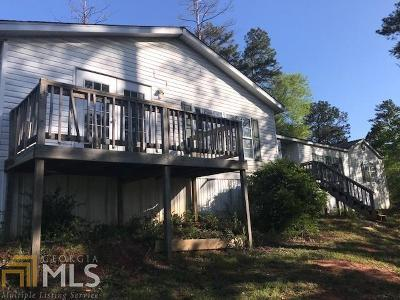 Haddock, Milledgeville, Sparta Single Family Home For Sale: 121 Rocky Creek Ct
