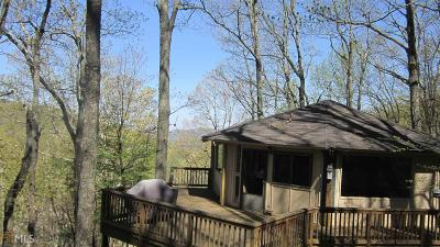 Jasper Single Family Home For Sale: 228 Little Hendricks Mountain Rd #330