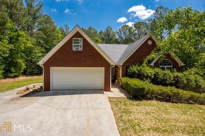 Newton County Single Family Home New: 1487 Henderson Mill