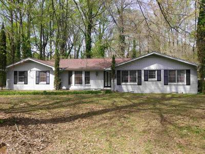 Dekalb County Single Family Home For Sale: 3491 Charlemagne Dr