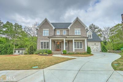 Atlanta Single Family Home New: 1832 Rock Springs Ln