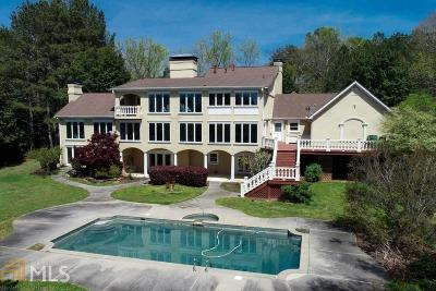 Alpharetta Single Family Home For Sale: 410 Tournament Players Dr