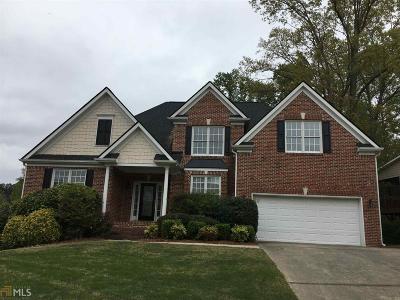 Grayson Single Family Home New: 1562 Sweet Branch Trl