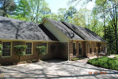Sandy Springs Single Family Home New: 7297 Riverside Dr
