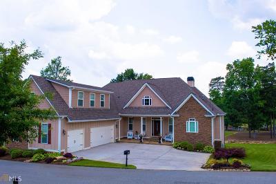 Newnan Single Family Home New: 434 Vanderbilt Pkwy
