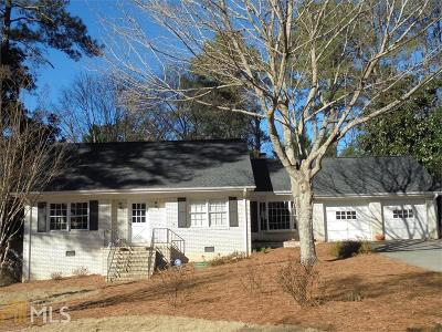 Covington Single Family Home Back On Market: 5157 David Cir