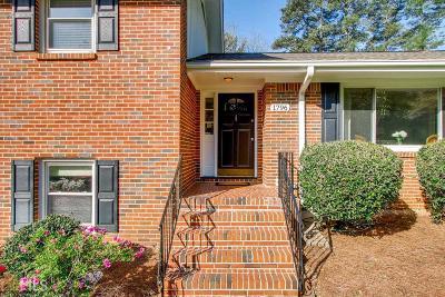 Atlanta Single Family Home New: 1796 Mt Royal Dr