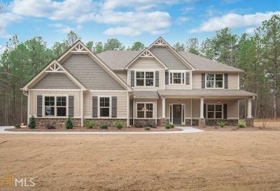 Fayette County Single Family Home New: 189 Ebenezer Rd #Lot 4