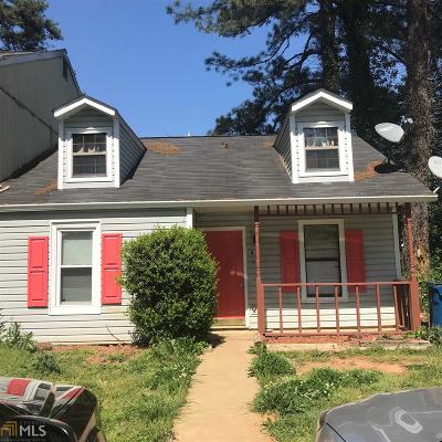 Clayton County Condo/Townhouse New: 8290 Canyon Forge