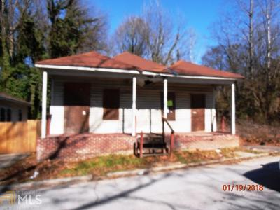 Fulton County Multi Family Home New: 843 Proctor
